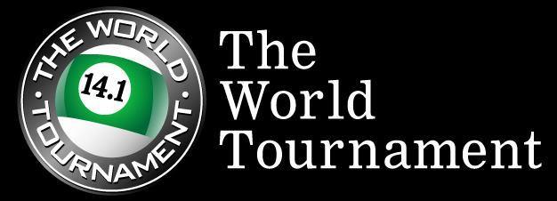73nd Annual Predator World 14.1 Tournament Logo