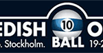 Swedish 10 Ball Open 2012