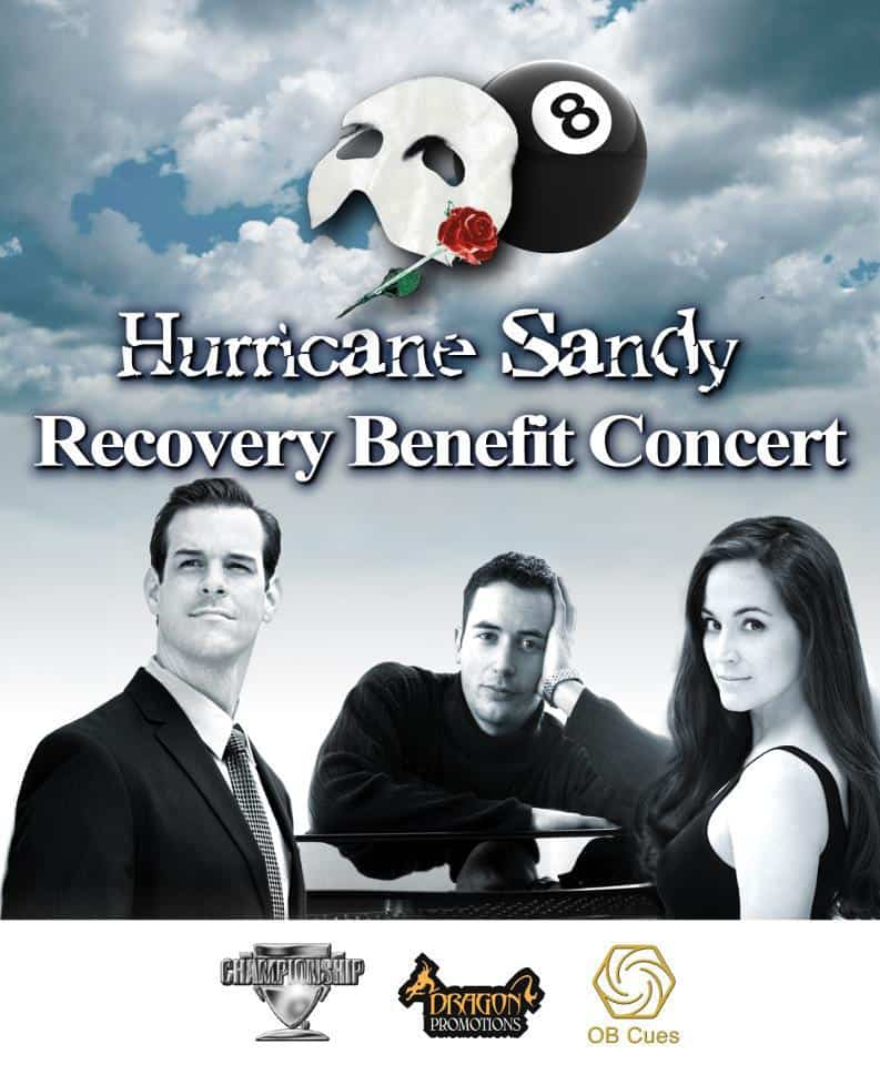 Hurricane Sandy Benefit Concert