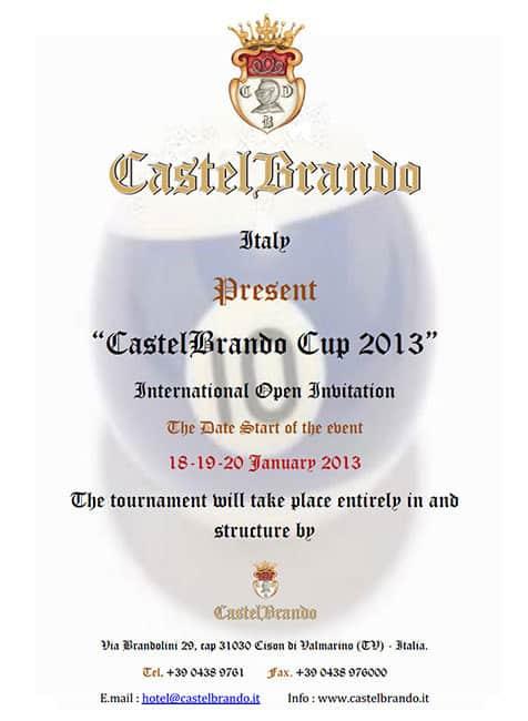 CastelBrando Cup 2013