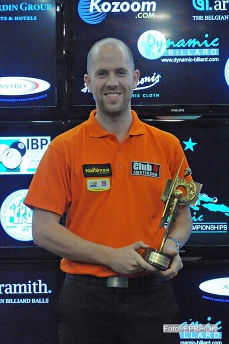 Nick van den Berg (NED)