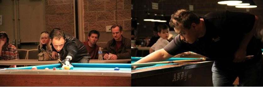 Van Boening vs Morris has been a reoccurring match 6x in 2 months