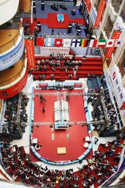 Spielort der Finalrunde 2012 - Foto: WPA