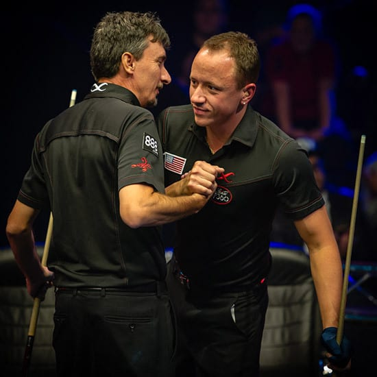 Shane Van Boening & Johnny Archer Team USA