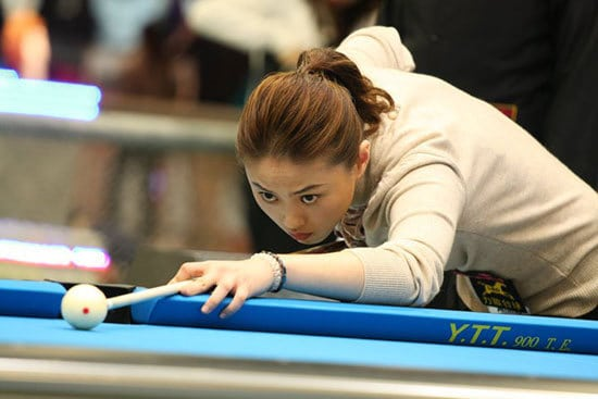 China Open Champion and many times national champion in Taiwan, Penny Tsai is easily one of the best in Asia