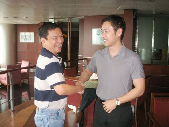 Since 2009, Musngi and Williams have enjoyed a successful friendship and partnership in bringing the Philippines international spectacle to the rest of the world
