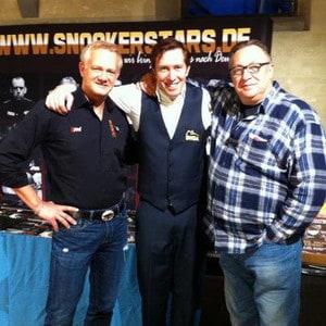 Ralph Eckert, Dominic Dale & Michael White - Foto: Qpod GmbH