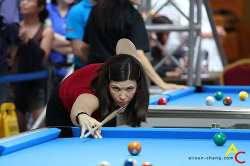 New York City's Emily Duddy gains more experience with each YALIN World Championship