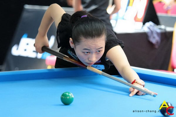 Gao Meng took the World Championship by surprise and gives China another for its first World 10-Ball win