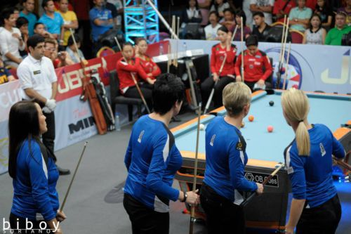 The Queens Cup showed more strategy in women's billiards like never before. A treat to audiences