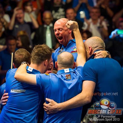Photo: JP Parmentier/Matchroom Sport 2013