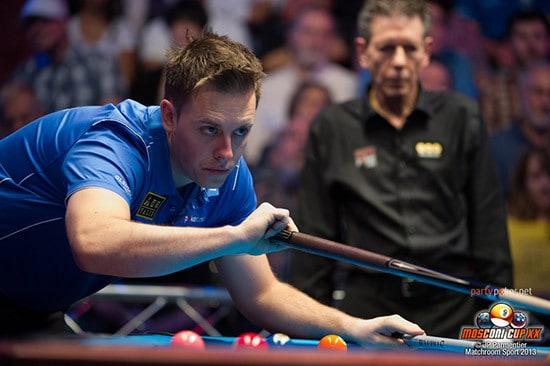 Karl Boyes (GBR) - Photo: JP Parmentier/Matchroom Sport 2013