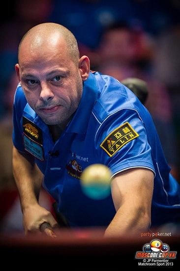 Darren Appleton (GBR) - Photo: JP Parmentier/Matchroom Sport 2013