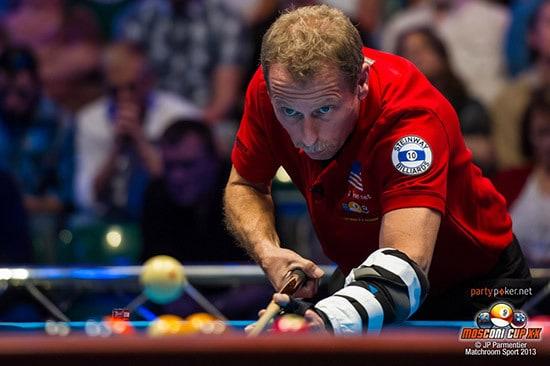 Earl Strickland (USA) - Photo: JP Parmentier/Matchroom Sport 2013