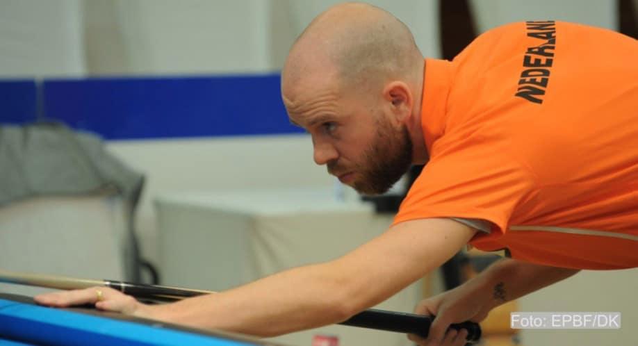 Nick van den Berg (NED) - Foto: EPBF/DK