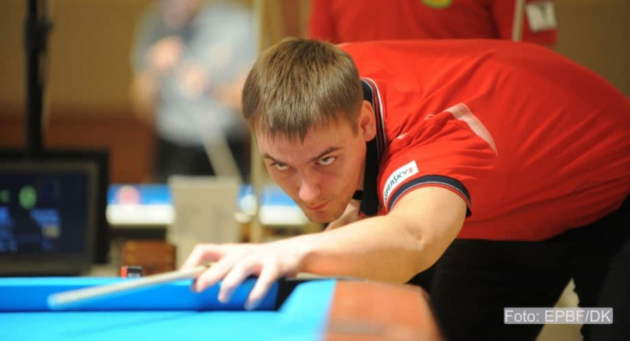Ruslan Chinakhov (RUS) - Foto: EPBF/DK