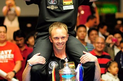 Team Germany World Cup of Pool 2011 - Thorsten Hohmann & Ralf Souquet