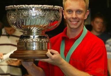Thorsten Hohmann (GER) World 9 Ball Champion 2003