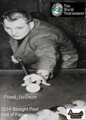 Frank Stellman (USA)