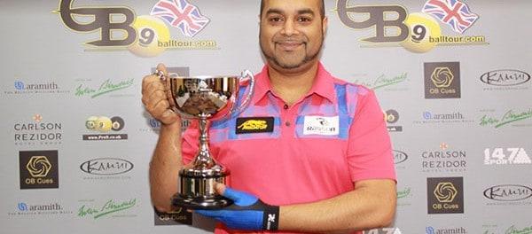 Imran Majid (GBR)