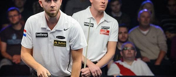 Team Holland Nick van den Berg and Niels Feijen