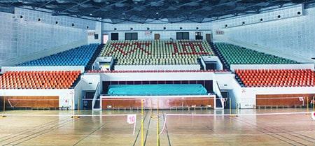 Guilin Stadium (Spielort Stage 1 und 2)