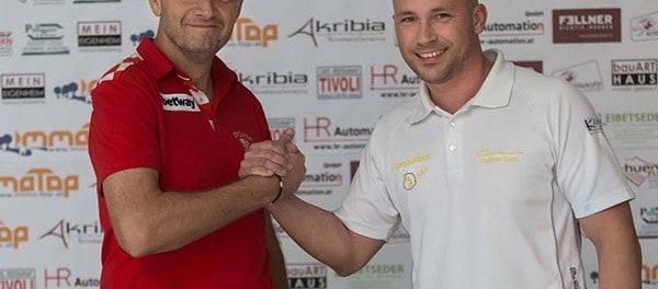Ivica Putnik (CRO) & Roman Hybler (CZE)
