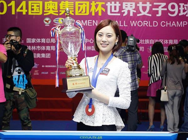 Liu Shasha (CHN)