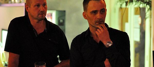 Sjaak Kort und Martin Sawicki - Photo: Jimmy Worung & Patrick Lie-Kiauw