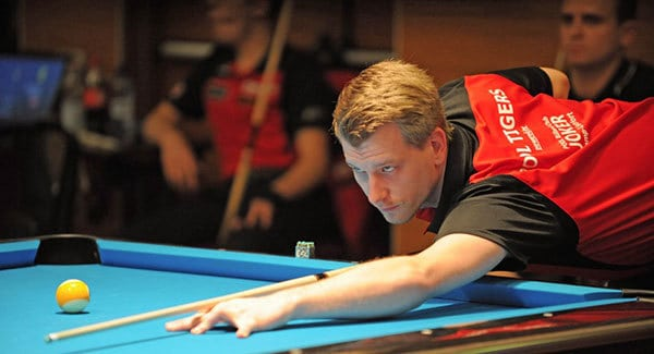 Kevin Becker (GER) - Photo: EPBF