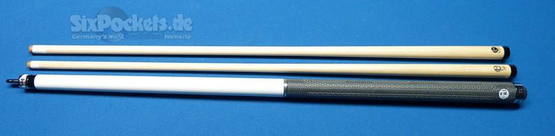 Lucasi Hybrid LHT87 mit Zero Flex Slim und Flexpoint Oberteil