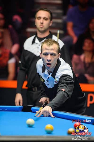 Justin Bergman (Team USA)