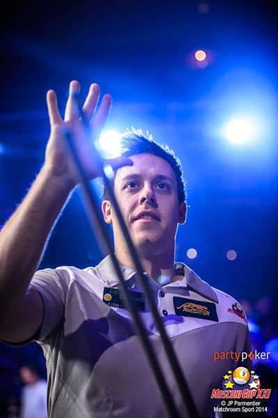 Karl Boyes (Team Europe)