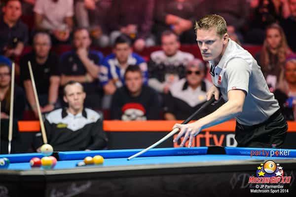 Niels Feijen (Team Europe)