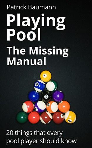 Pool Billard Buch - Playing Pool von Patrick Baumann