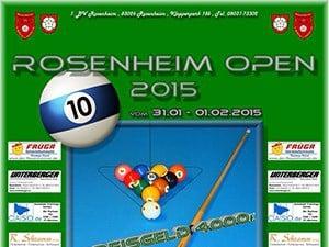 Rosenheim Open 2015