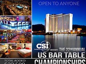 US Bar Table Championships 2015