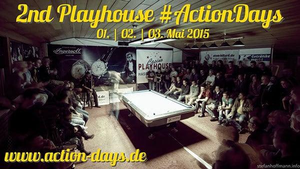 2nd Playhouse Actiondays Fürstenfeldbruck