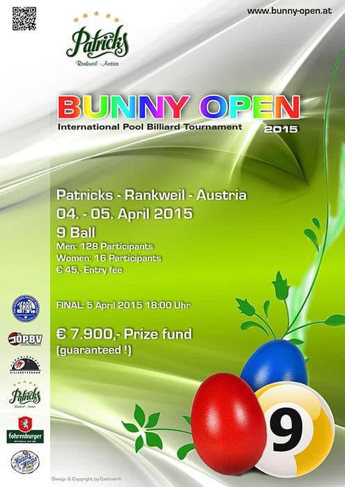 Bunny Open 2015