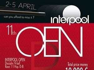 Interpool Open 2015
