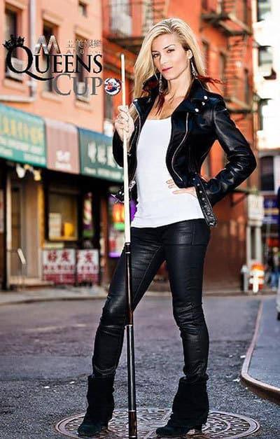 Jennifer Barretta (USA)