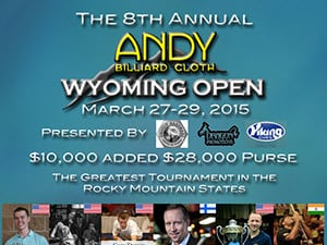 Wyoming Open 2015