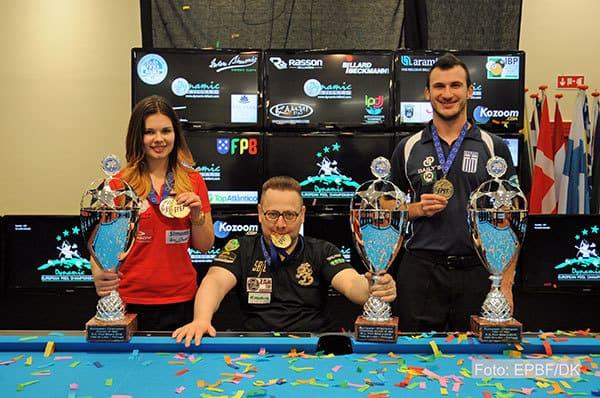 EPC 2015 10 Ball Champions