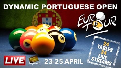 Kozoom Livestream Portugal Open 2015