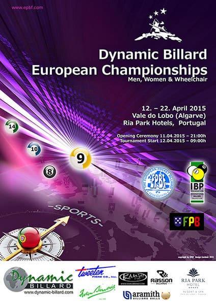European Pool Championship 2015