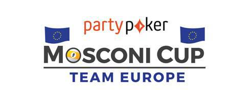 Mosconi Cup 2015 Team Europe