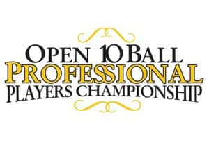 Open 10 Ball Professional Players Championship 2015