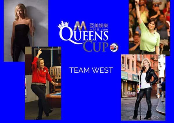AM8.com Queens Cup 2015 Team West