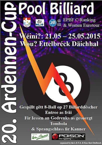 Ardennen Cup 2015