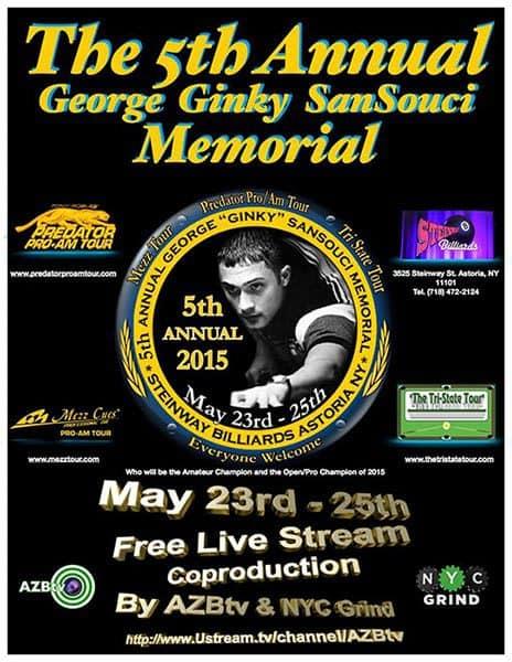 George Sansouci Memorial 2015
